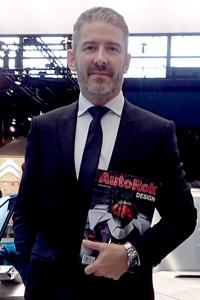 Gilles Vidal – Peugeot Design Director