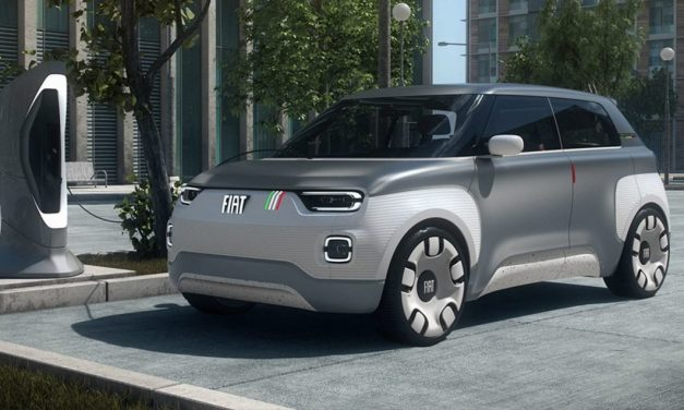 Fiat Centoventi – Przebiegła Panda?