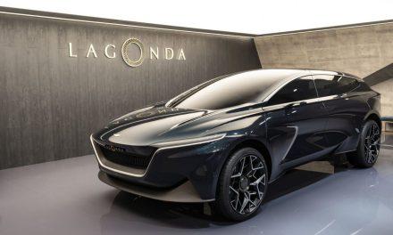Lagonda All-Terrain Concept – Przebudzenie?