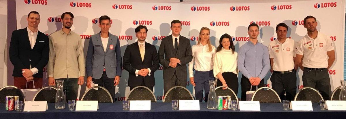 Z pomocą Lotosu – Olimpijskie nadzieje
