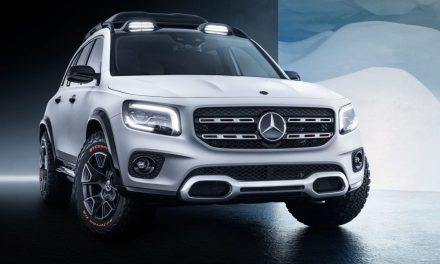 Mercedes-Benz GLB – Uzupełnianie gamy