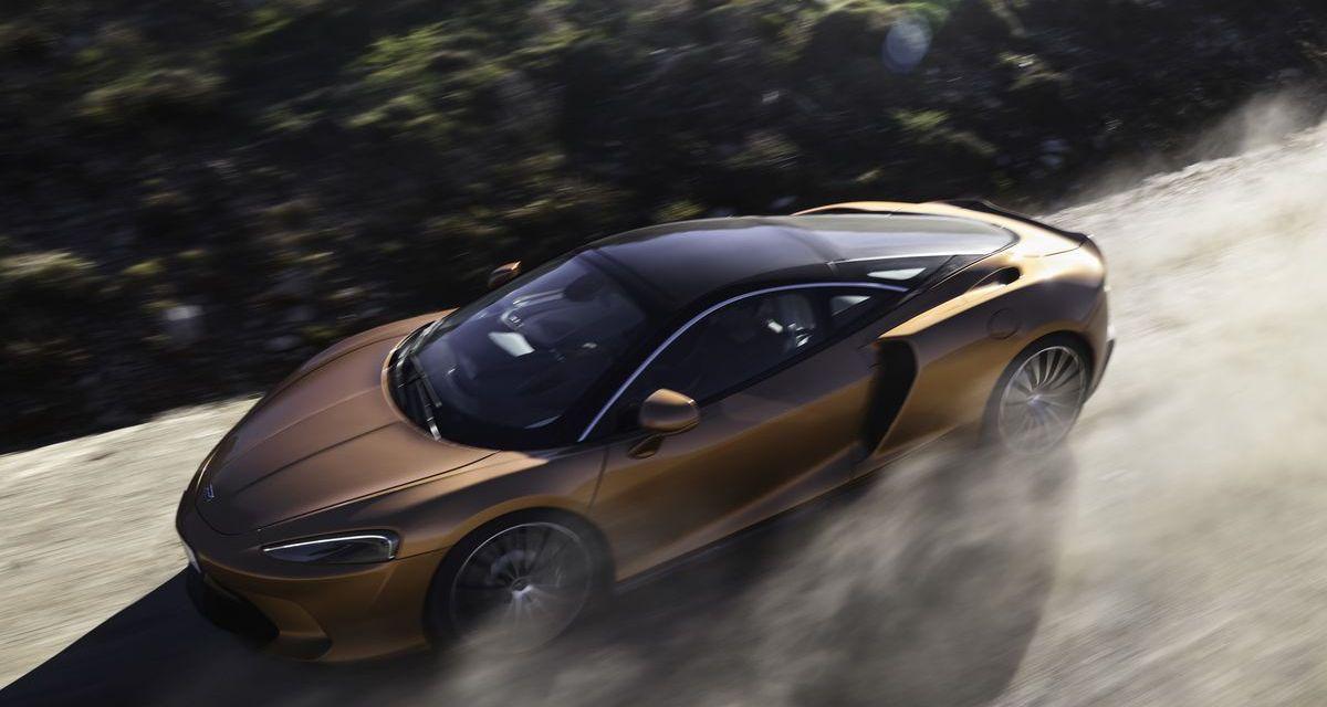 McLaren GT – Grand Tourer
