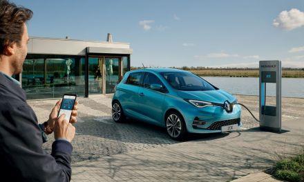 Renault Zoe – Wyższy bieg lidera