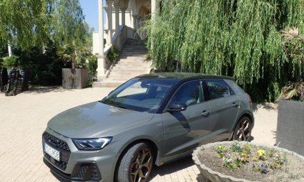 Audi A1 Sportback – Zwinność w modzie
