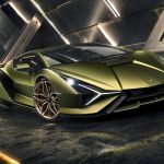Lamborghini Sian – Uwaga, wysokie napięcie!