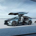 Lexus LF-30 Electrification Concept – Odlot w przyszłość