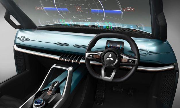 Mitsubishi MI-Tech – Prąd płynący z turbiny