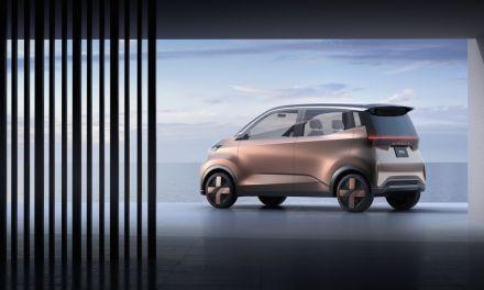 Nissan IMk – 'Kluczowe' rozwiązanie