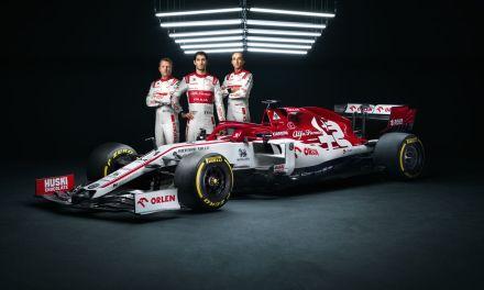 Nowe nadzieje – F1 Alfa Romeo Racing ORLEN