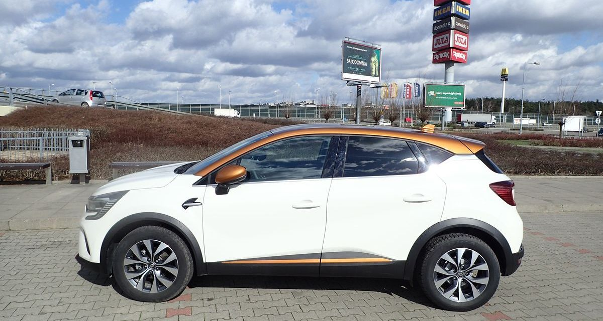 Renault Captur TCe 100 – Dobra oferta