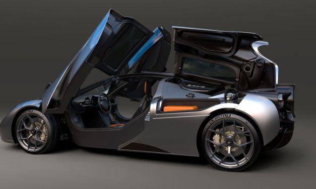 GMA T.50 Supercar – Najlepszy na świecie?
