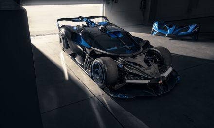 Bugatti Bolide – Co by było gdyby