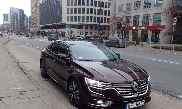 Renault Talisman – Francuska limuzyna