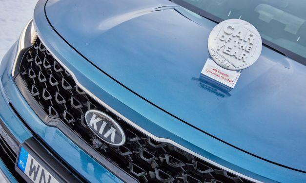 Konkurs Car of the Year Polska 2021 został rozstrzygnięty!