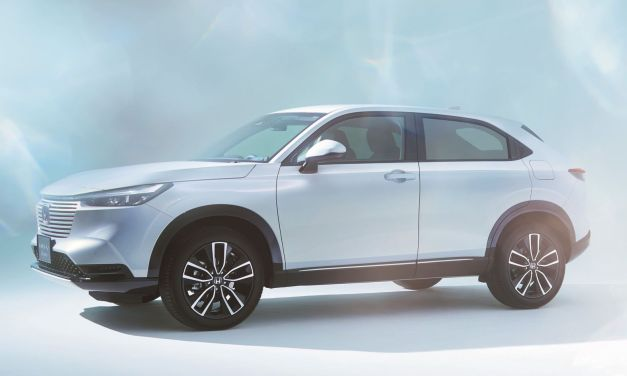Honda HR-V – Nowa generacja