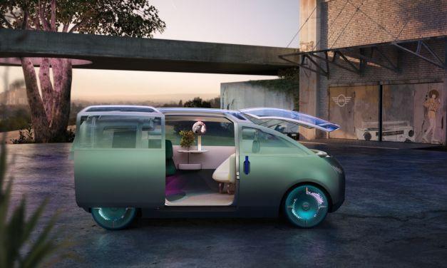Mini Urbanaut – Powrót minivanów