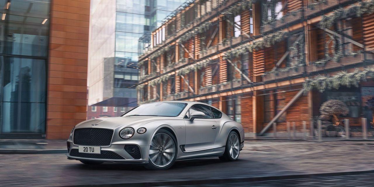 Bentley Continental GT Speed – Nazwa zobowiązuje
