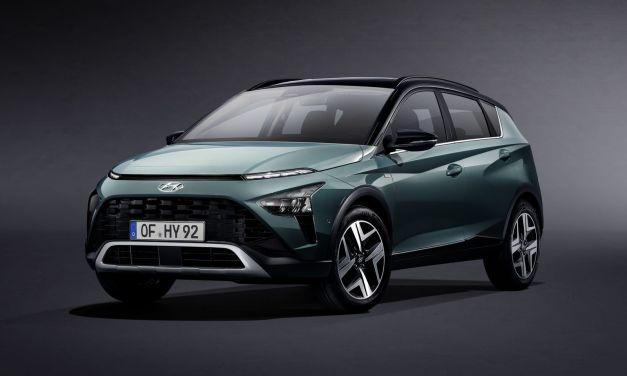 Hyundai Bayon – Mały crossover