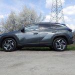 Hyundai Tucson Platinum 1.6T-GDI HEV – Spójrz mu w oczy