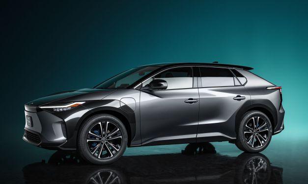 Toyota bZ4X Concept – Elektroterenówka