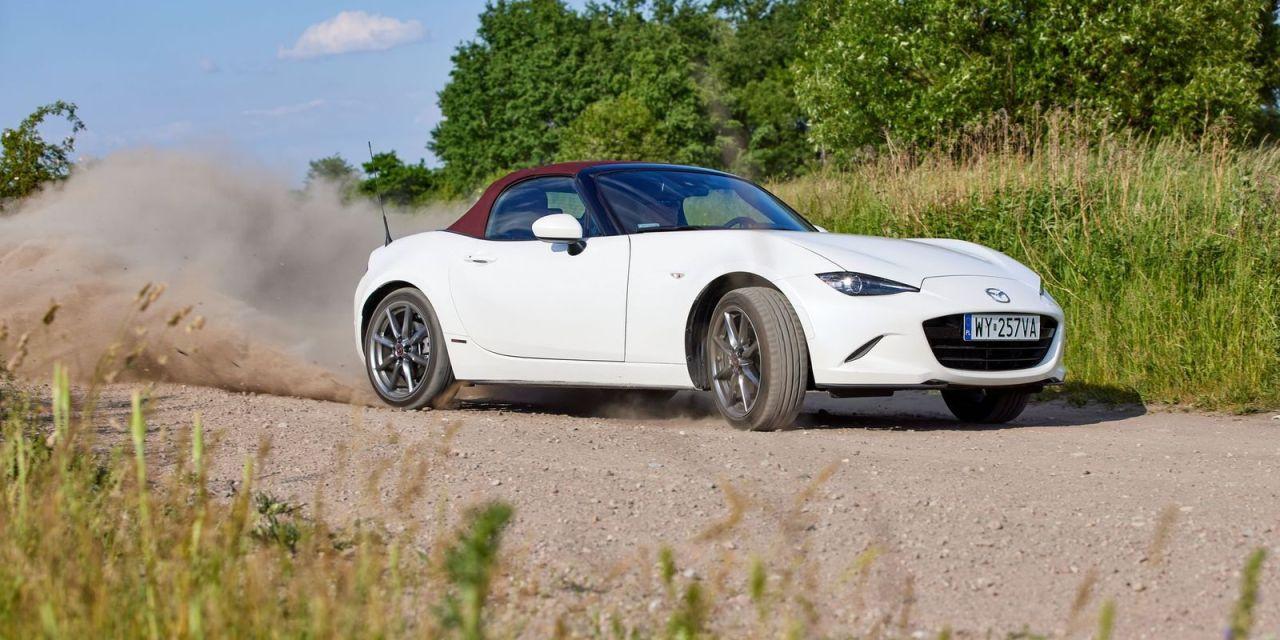 Mazda MX-5 Skyfreedom '100' – Na stulecie marki