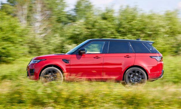 Land Rover Range Rover Sport P525 HSE – Wysokie progi