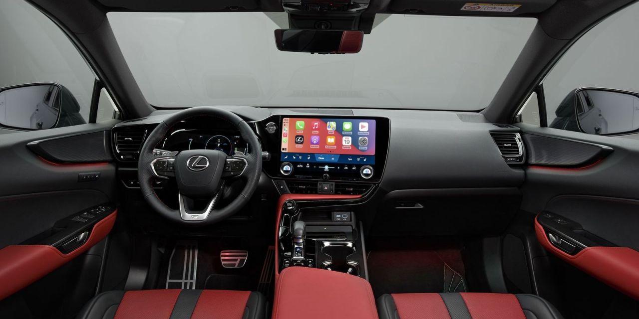 Lexus NX – Więcej niż modyfikacja