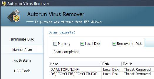 virus blocking explorer.exe