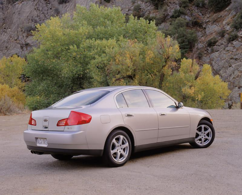 First Drive 2003 Infiniti G35 Autosca