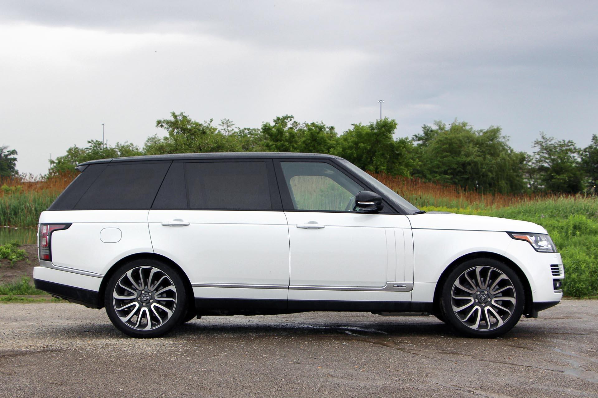 2015 Land Rover Range Rover Autobiography LWB Autos