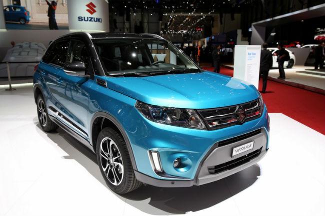 Suzuki Nuevo Vitara 2016 Entra A Produccin Autos Actual