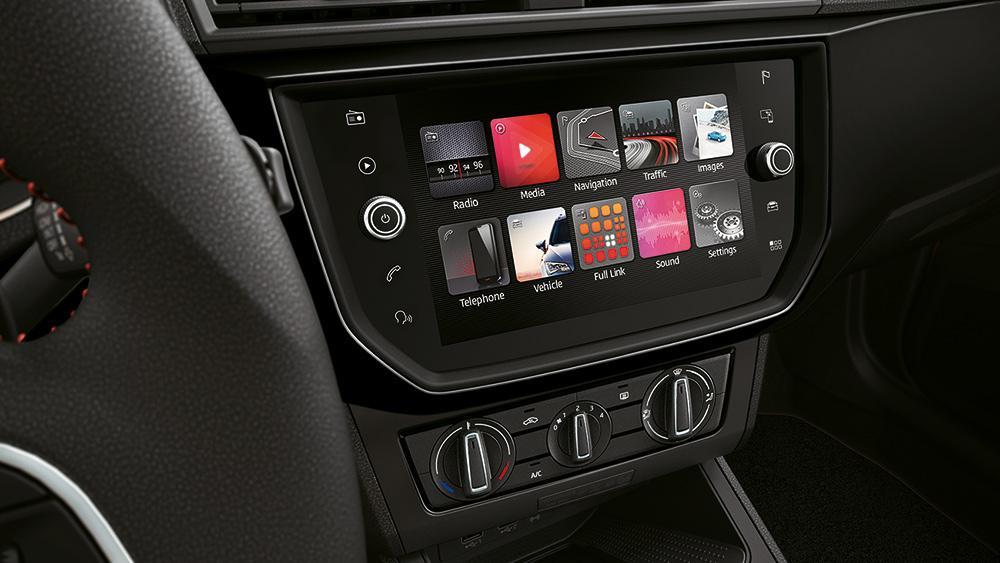 Jeep Renegade 2017 Interior