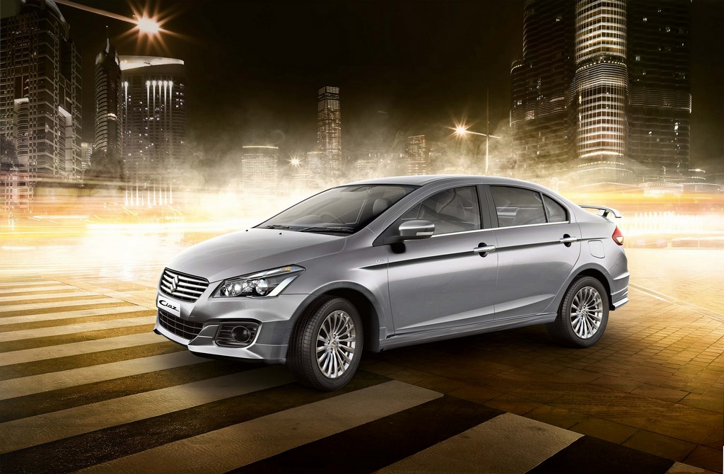 Maruti Suzuki Ciaz facelift coming in early 2017