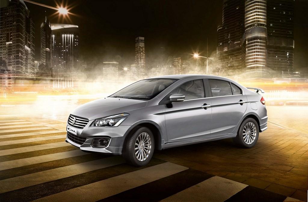 Maruti Suzuki Ciaz facelift coming in early 2017