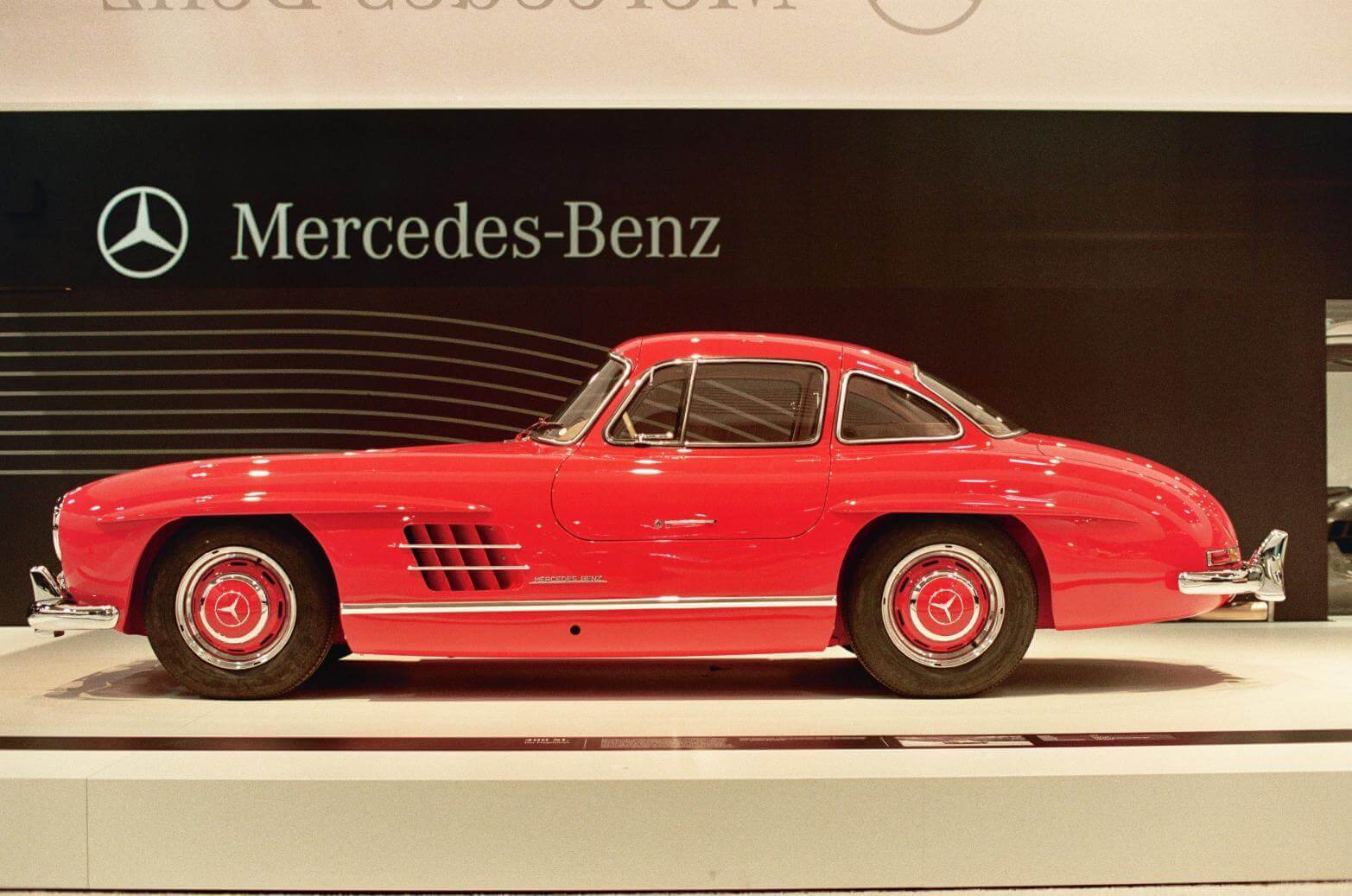 Mercedes classic cars soar in value