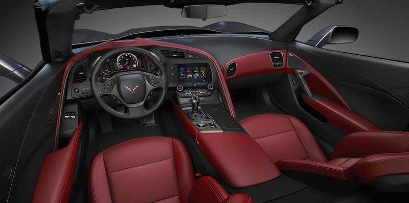 2014 Chevrolet Corvette Stingray 2