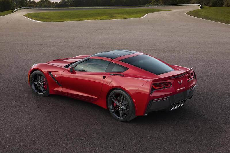 2014 Chevrolet Corvette Stingray 3