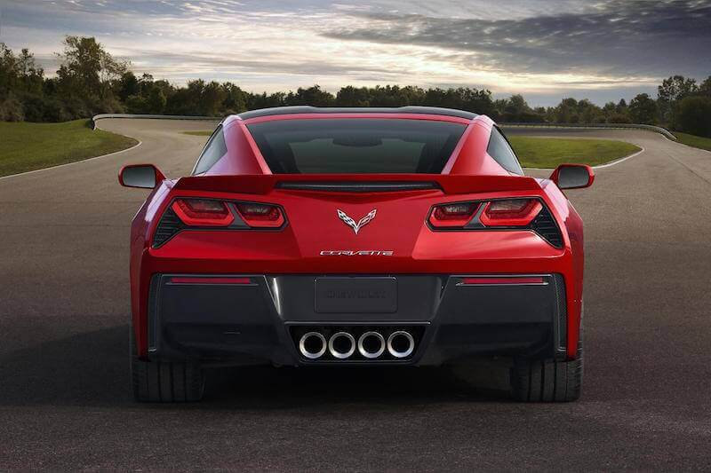2014 Chevrolet Corvette Stingray 5