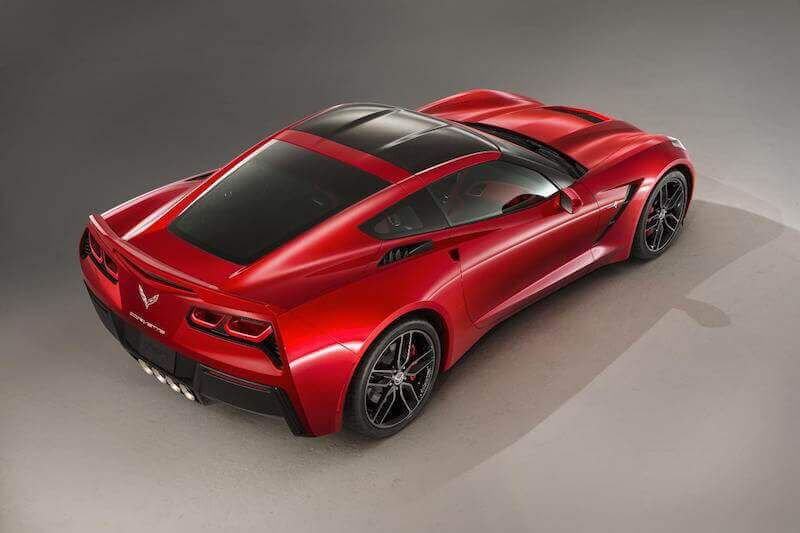 2014 Chevrolet Corvette Stingray 6