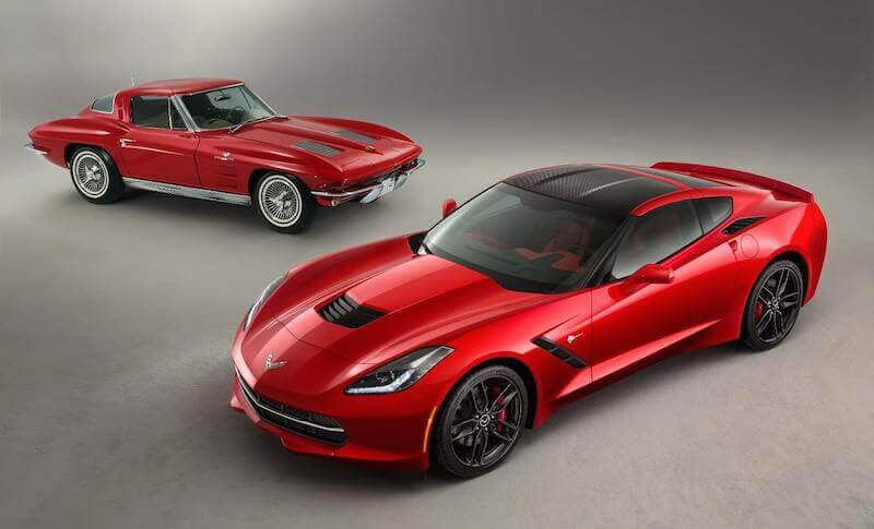 2014 Chevrolet Corvette Stingray 7
