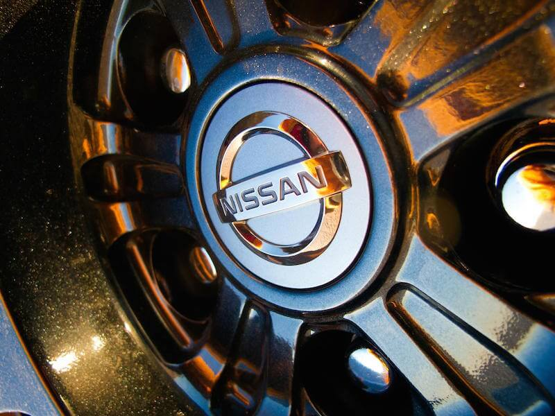 2014 Nissan GTR Track Edition wheel detail
