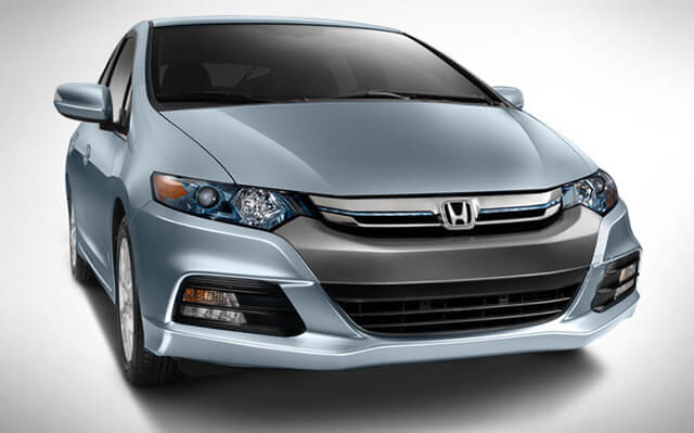 Hybrid cars: Honda Insight