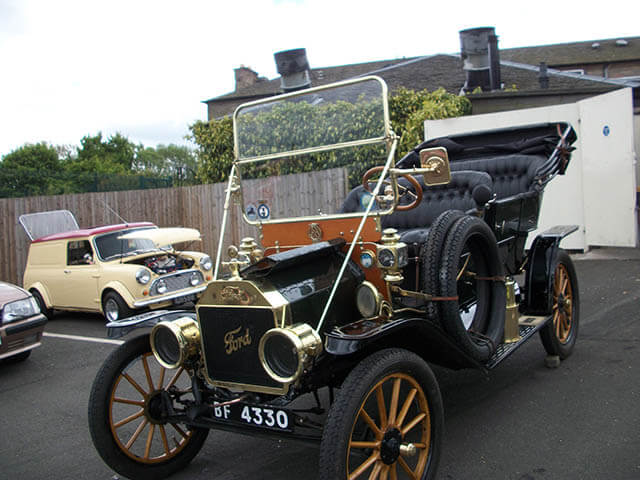Ode to the Model T Ford