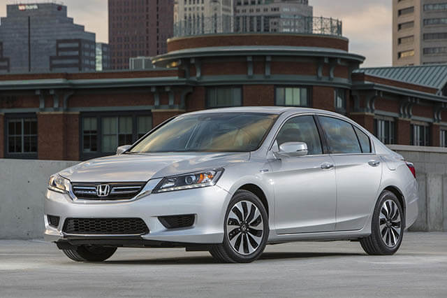 Full 2014 Honda Accord Hybrid Prices And MPG Data
