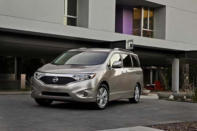 2014 Nissan Quest priced from $25,990