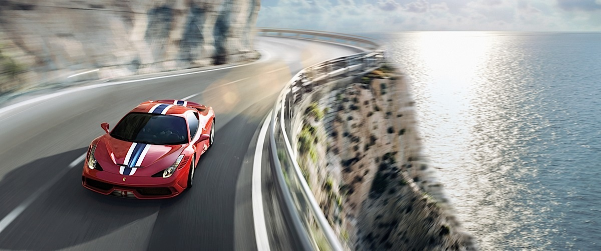 Some of these Ferrari 458 Speciale pictures look amazing.