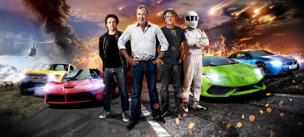 BBC try to tempt Hammond and May back to Top Gear