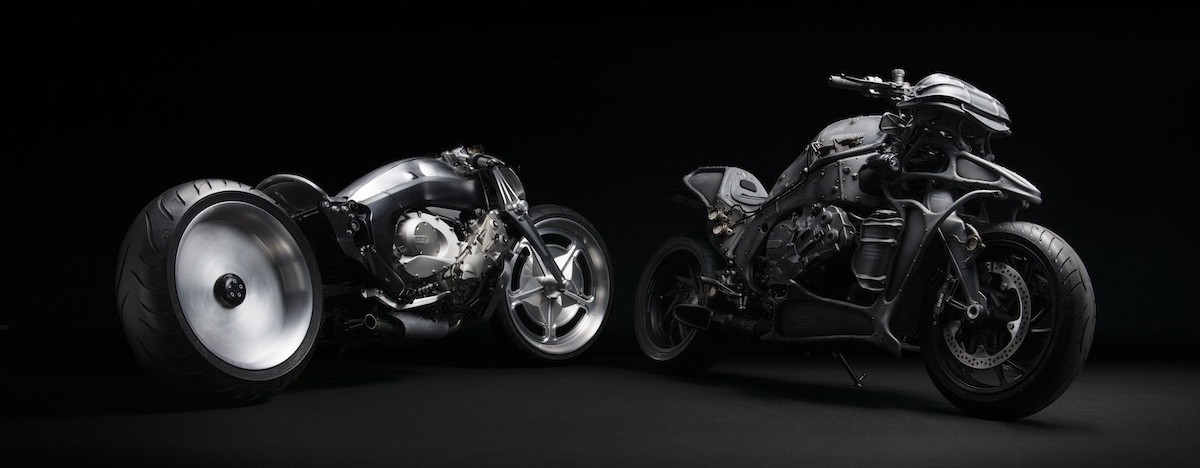 What Two Japanese Bike Customizers Did To The BMW K1600 GTL Is Insane