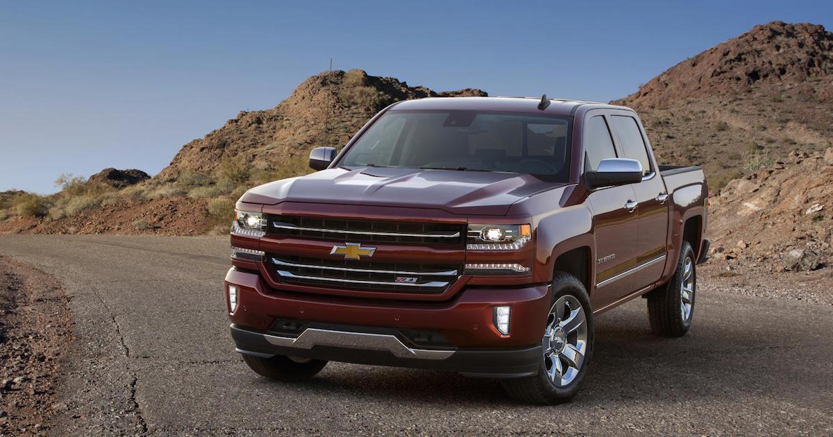 2016 Chevy Silverado Gets Muscular New Look
