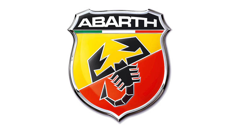 Large Abarth logo